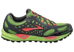 Brooks Cascadia 7. I love my Cascadia's! I think mine are the 5th or 6th edition