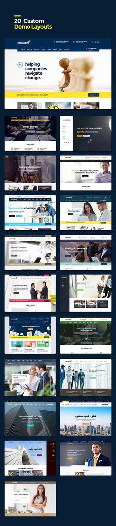 Best Consulting WordPress Theme