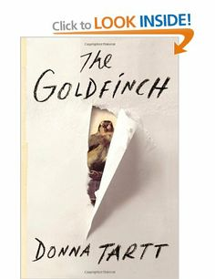 The Goldfinch: Amazon.co.uk: Donna Tartt: Books. Incredible book!!