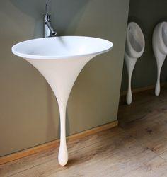 25 Creative Sinks Made To Impress | Waschbecken Und Kreativ Waschbecken Design Flugelform
