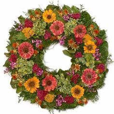 Image result for pinecone zinnia wreath