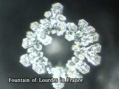 Dr Masaru Emoto on Human Consciousness and Water Spirit Science, Science Nature, Masaru Emoto Water, Hidden Messages In Water, Drunvalo Melchizedek, Lourdes France, Water Experiments, Structured Water, High Speed Photography