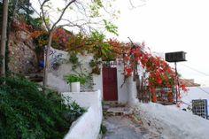 Plaka,Anafiotika, Athens