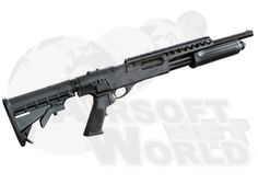 Airsoft World: PPS M870 Tactical Pre-Order
