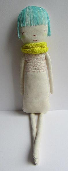 Cute doll/stuffie!