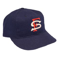San Francisco Seals 1957 Ballcap - The only ball in town til The Great Clothing, Bobby Doerr, House Of David, Major League Baseball Teams, America's Pastime, Joe Dimaggio, Sports Uniforms, Sports Apparel, Picture Logo