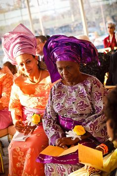 """African wedding- Hope my friends and fam are ready to experience the """"other"""" half of me"""