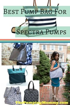 What is the best pump bag for your Spectra breast pump? Find out why this brand is my go to for pump bags!