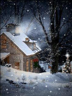 """gyclli: """" Christmas *°☆ animated gif """""""