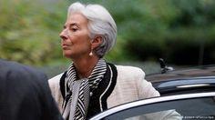 Davos: Monti campaigns, Lagarde looks ahead | World | DW.COM ...