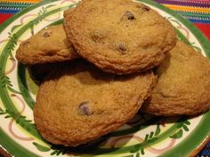 The Original Chocolate Chip Cookie.  Ruth Wakefield's recipe from the 1930s created an entire industry. The original cookies were crisp and crunchy, not at all thick and soft. For the recipe and background story, please visit www.thebakingwizard.com.