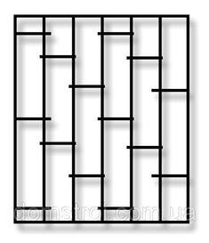 เรียบเท่ห์ Window Grill Design Modern, Grill Gate Design, Balcony Grill Design, Railing Design, Window Design, Grille Metal, Front Door Design Wood, Iron Window Grill, Window Protection