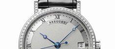 Breguet Classique Dame 9068 Diseño sencillo, estilo clásico y con un gran movimiento bajo la esfera decorada con guilloché realizada a mano.