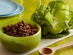 Asian Lettuce Wraps Recipe : Sunny Anderson : Food Network - FoodNetwork.com