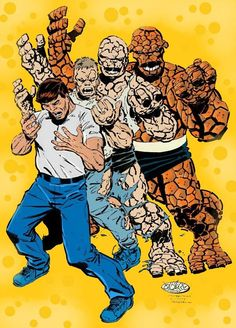 Ben Grimm aka The Thing