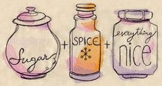 Sugar and Spice | Urban Threads: Unique and Awesome Embroidery Designs