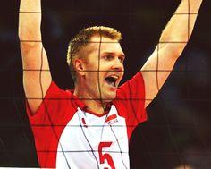 """""""Siatkówka jest grą dla cwaniaków i nikt nie przyzna się, że dotknął piłki w bloku."""" ~ Paweł Zagumny"""