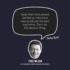 #startups #entrepreneurs #wisdom