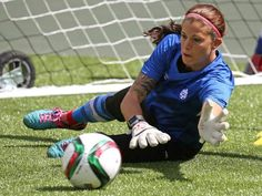 Stephanie Labbe will be the fulcrum of Canada's successful Olympic soccer tournament - by Ted Wyman, Postmedia News | August 2, 2016 - Goalkeeper Stephanie Labbe is being thrust into a leadership role at a position that has been owned by Erin McLeod and Katrina Leblanc for more than a decade - Larry Wong / Postmedia Network