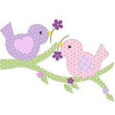 Eu Amo Artesanato: Lindezas tiradas da net You are in the right place about applique diy Here we offer you the most beautiful pictures about the applique fashion you are looking for. When you examine Applique Templates, Applique Patterns, Applique Designs, Quilt Patterns, Applique Tutorial, Bird Applique, Applique Quilts, Applique Stitches, Lace Applique