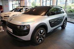 vue avant Etude E3 Cactus Clinic 2 (2010) Citroën C4 Cactus