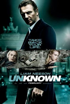 Unknown - movie books turned movies 2011