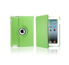 iPad Rotatable Case in Light Blue Ipad Air, Locker Storage, Cases, Phone, Light Blue, Green, Telephone, Phones, Mobile Phones