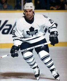 Tie is still regarded as one of the most popular players to ever suit up for the Toronto Maple Leafs.