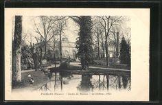 POITIERS - Jardin de Blossam, le Château d´Eau
