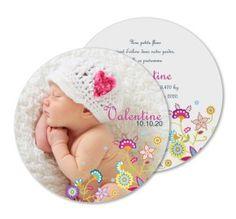 Faire-part naissance jardin de fleurs Diy Cards, Kids Rugs, Baby, Nature, Inspiration, Cards, Flowers Garden, Biblical Inspiration, Naturaleza