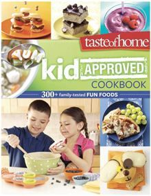 """Read """"Taste of Home Kid-Approved Cookbook Family Tested Fun Foods"""" by Taste Of Home available from Rakuten Kobo. For the first time, over 300 beloved kid-friendly recipes from the real home cooks at Taste of Home are gathered into on. Wine Recipes, Dog Food Recipes, Food Tips, Easy Recipes, Food Ideas, Pink Velvet Cupcakes, Kids Cookbook, Chocolate Malt, Best Cookbooks"""