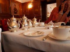 Afternoon Tea, Browns Hotel  London, United Kingdom