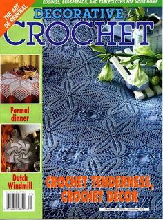 Decorative Crochet Magazines 67 - Gitte Andersen - Álbuns da web do Picasa