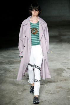 Damir Doma - Look 30 Trench