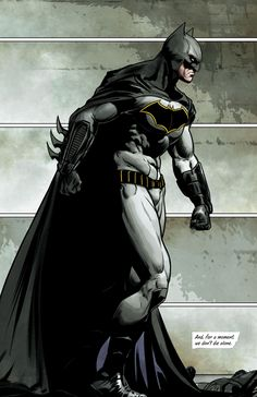 """Batman v3 #12 - """"I Am Suicide IV"""" (2017) pencil by Mikel Janin ink by Mikel Janin & Hugo Petrus color by June Chung"""