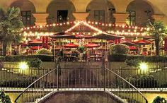 Located in Balboa Park. Great american food and a gorgeous atmosphere. Request to be seated on the patio!