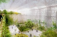 Jean Nouvel Releases Official Design for National Art Museum of China