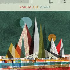 Young The Giant album cover by Invisible Creature