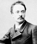 Portrait of the German engineer and inventor of the diesel engine Rudolf DIESEL (1858 - 1913) from 1883