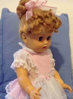 Resultado de imagem para bonecas anos 60
