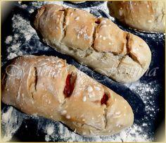 Appetizer Recipes, Dessert Recipes, Appetizers, Desserts, Irish Soda Bread Recipe, Portuguese Recipes, Hot Dog Buns, Bread Recipes, Asparagus