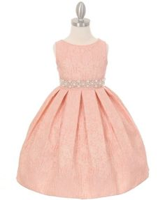 00c1491733 This Soft Pink Flower Girl Dress is a New Arrival!!! Ships for FREE. Childrens  Dress Shop