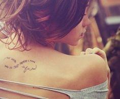 Tattoos / Infinity by Sun ♪