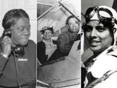 The 3 women who helped the Tuskegee Airmen who don't appear in the Red Tails movie