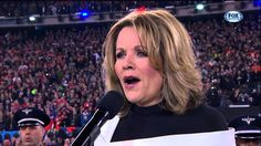 Renée Fleming : Super Bowl 2014 National Anthem - I am absolutely morose that people are so used to second rate, technique-less wannabe's that true greatness is disrespected and unappreciated.