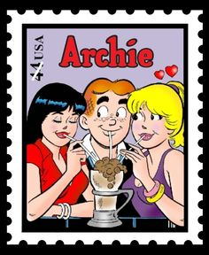 I loved reading Archie Comics