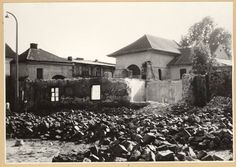 Synagoga Remuh, lata 40/50, wł. MHK. Krakow, Planet Earth, Planets, Mansions, History, House Styles, Life, Fotografia, Historia