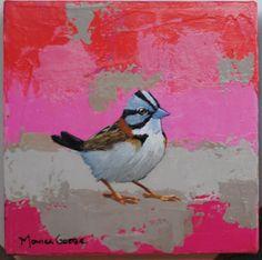 Bird Wall Decals, Bird Art, Modern Art, Collage, Birds, Drawings, Colors, Floral, Painting