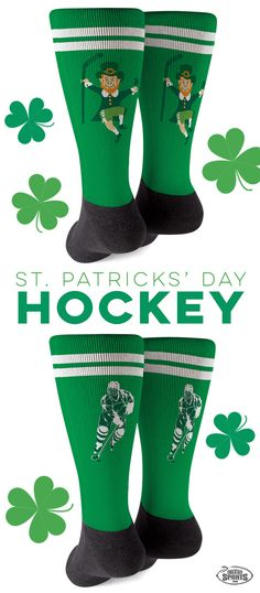 Rigg-socks St Patricks Day Mens Comfortable Sport Socks Black
