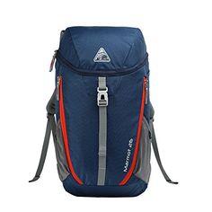 Hexes Surface Metallic Bookbag School Backpack Luggage Travel Sport Bag